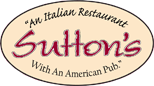 Sutton's - Sutton's, Italian fare with American flair!